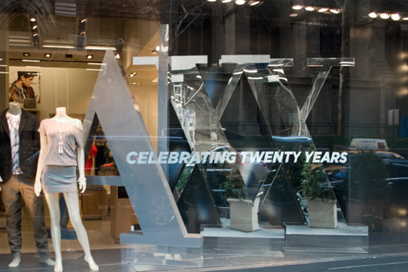 Armani Exchange 20th Anniversary
