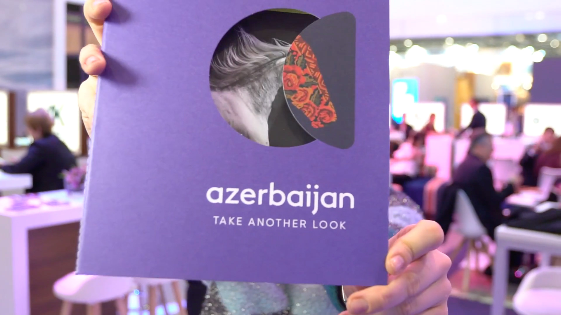 New Logo for Azerbaijan (Tourism) by Landor