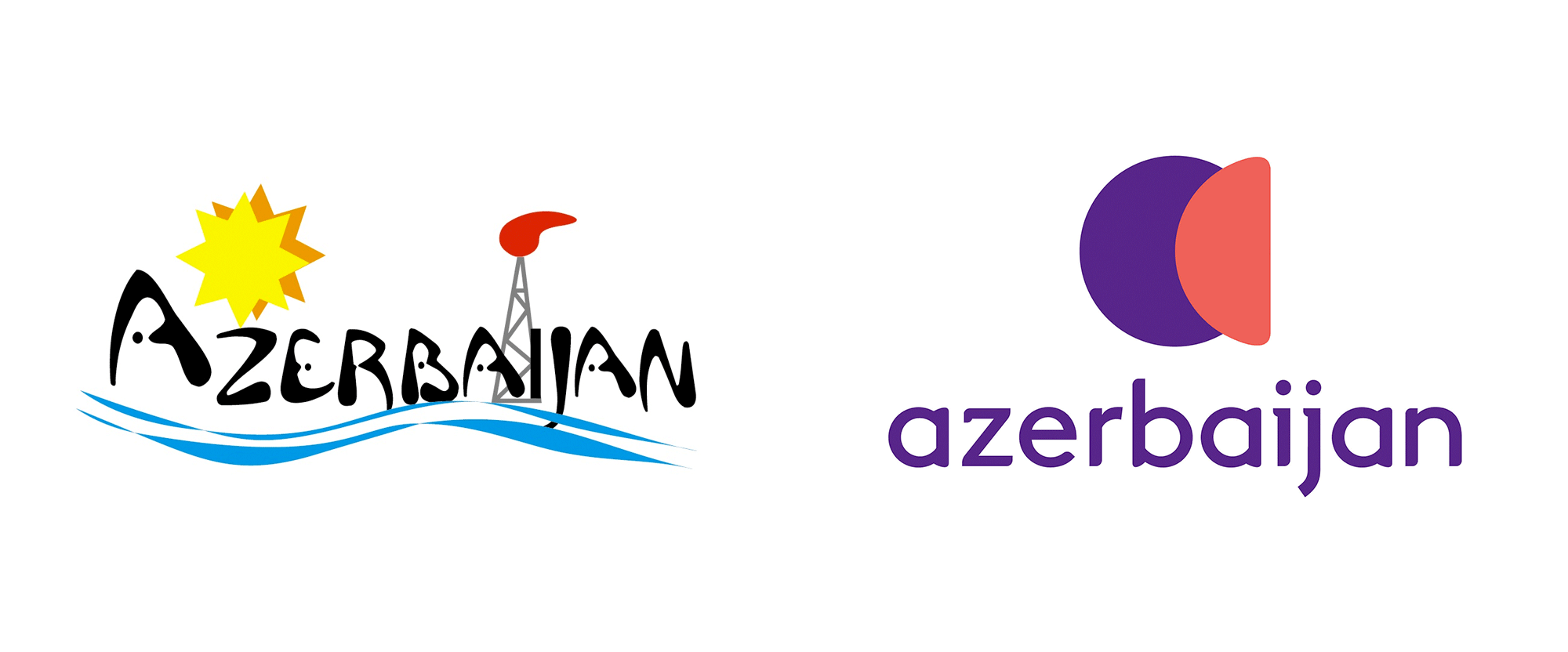 New Logo for Azerbaijan (Tourism) by Landor