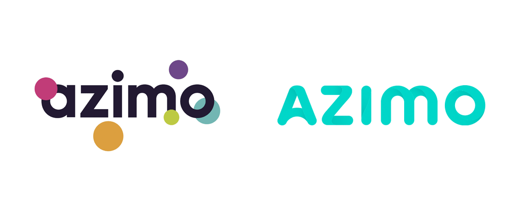 Follow-up: New Logo and Identity for Azimo by Confederation Studio