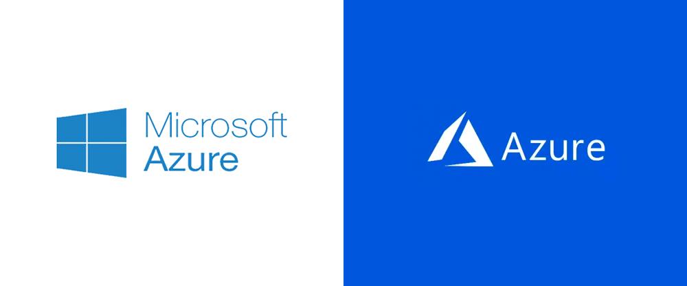 New Logo for Microsoft Azure