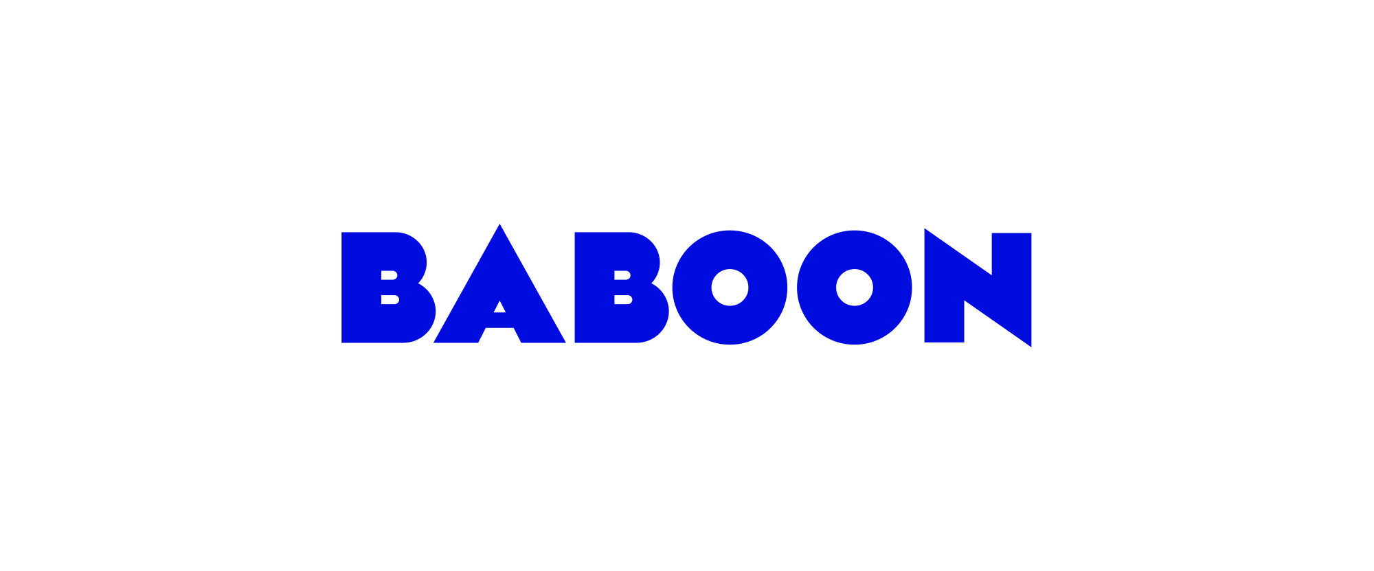 New Logo and Identity for Baboon by Sagmeister & Walsh