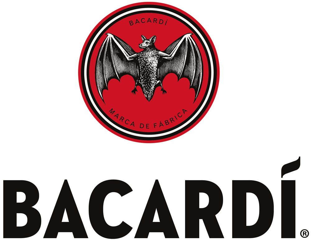 New Logo for BACARDÍ by here design