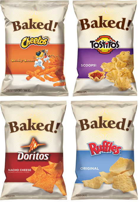 Baked Lay's Packaging, Co-brands