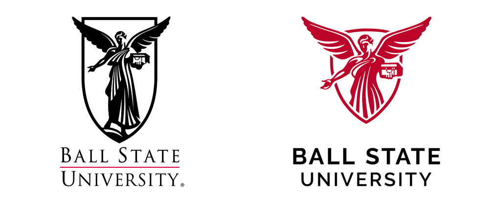 New Logo for Ball State University
