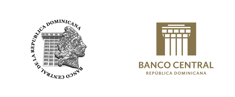 New Logo for Banco Central de la República Dominicana by Young & Rubicam Damaris