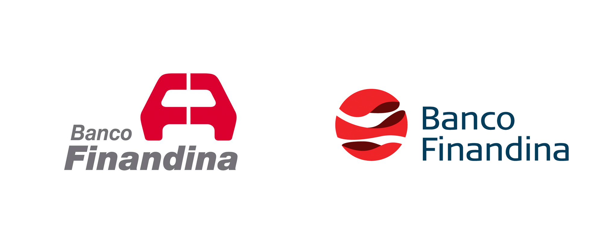 New Logo for Banco Finandina by Brandhaus