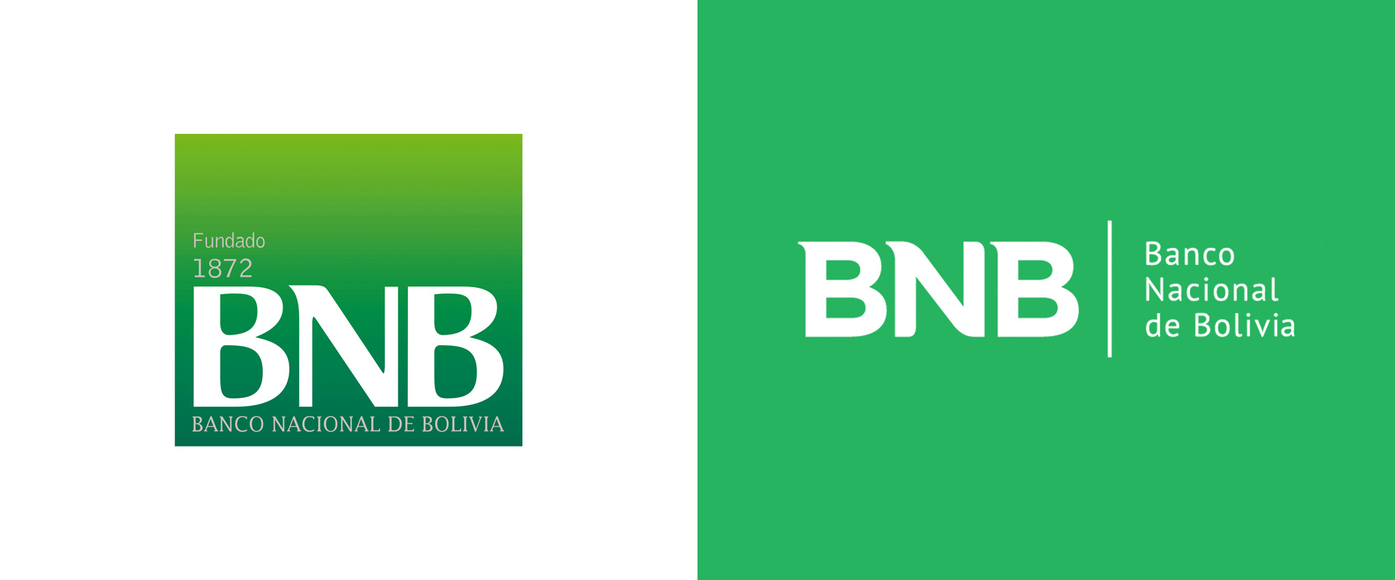 New Logo for Banco Nacional de Bolivia