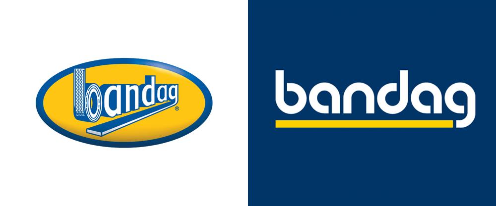 New Logo for Bandag