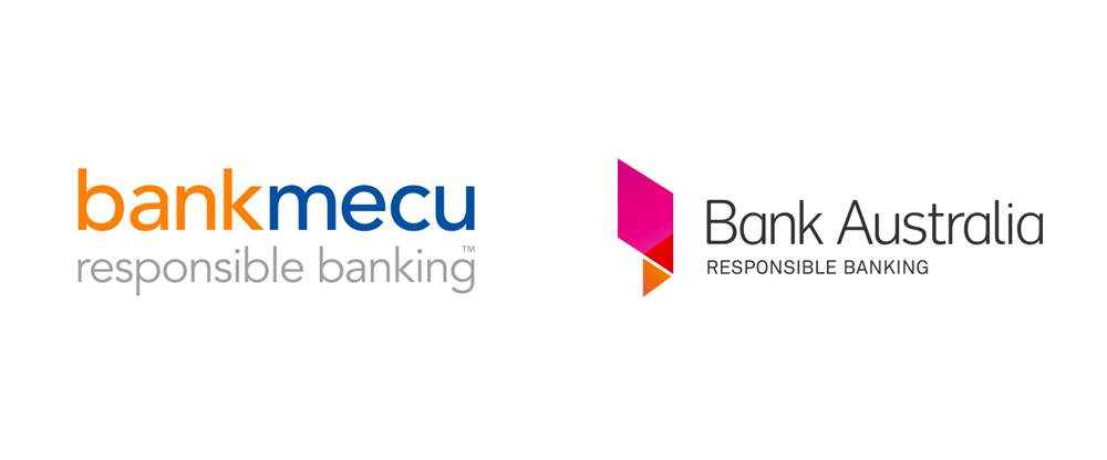 New Name, Logo, and Identity for Bank Australia by Tank