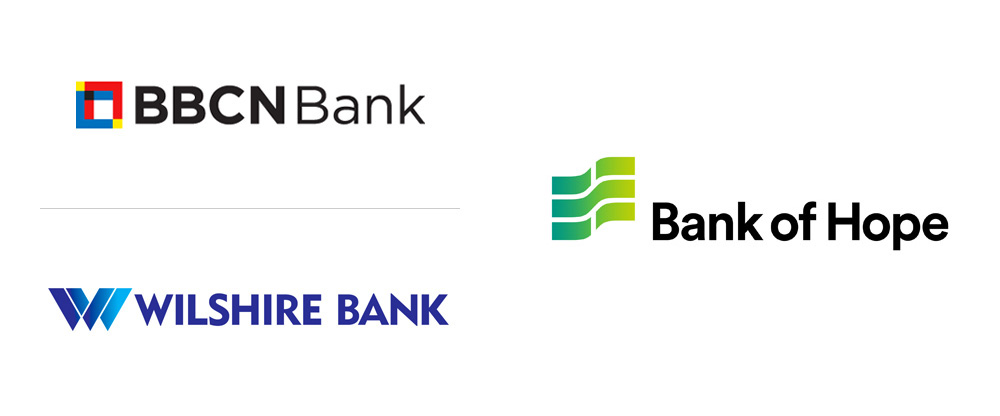 New Logo, and Identity for Bank of Hope by Landor