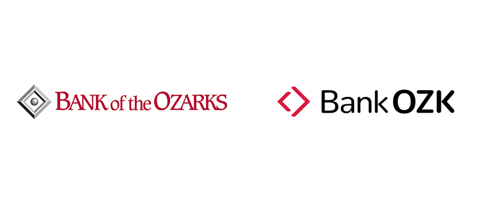 New Name and Logo for Bank OZK