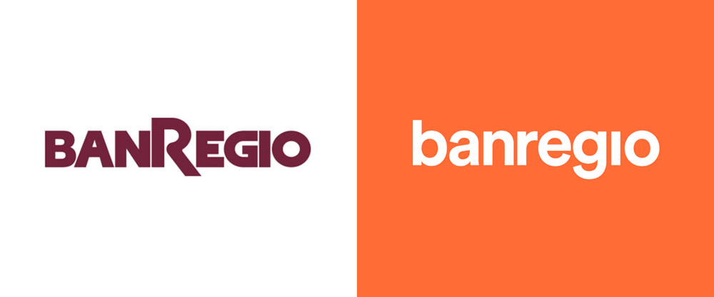 New Logo and Identity for Banregio by Brands&People
