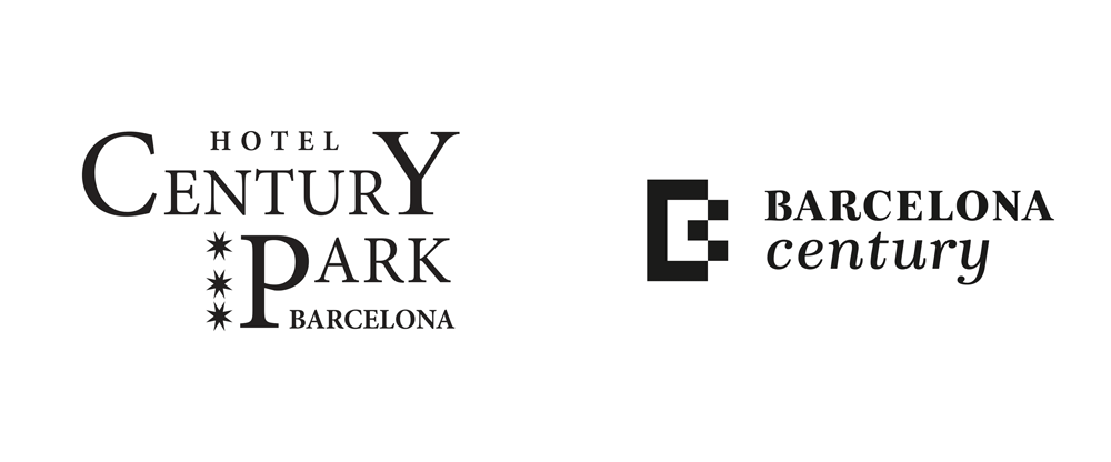 New Logo and Identity for Barcelona Century by Marçal Prats