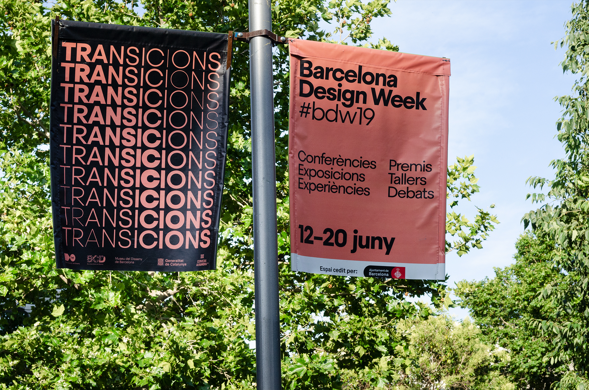 New Identity for Barcelona Design Week 2019 by ESIETE