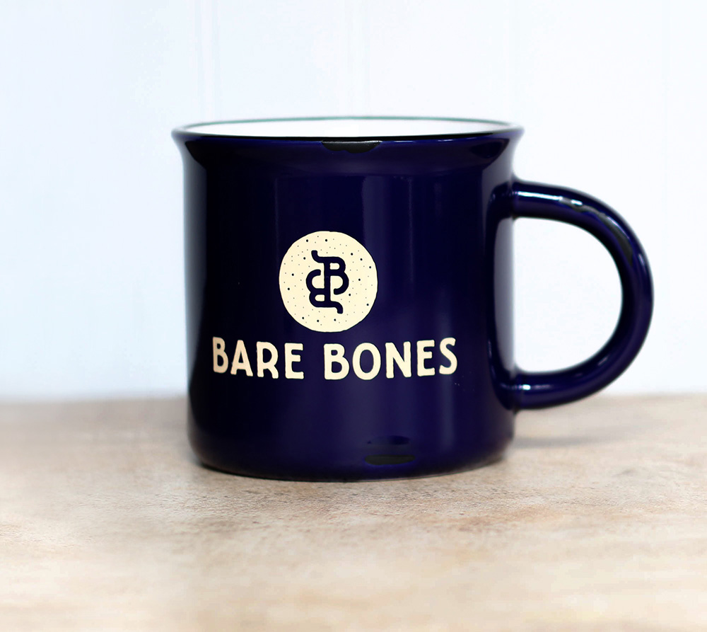 New Logo, Identity, and Packaging for Bare Bones by Ptarmak