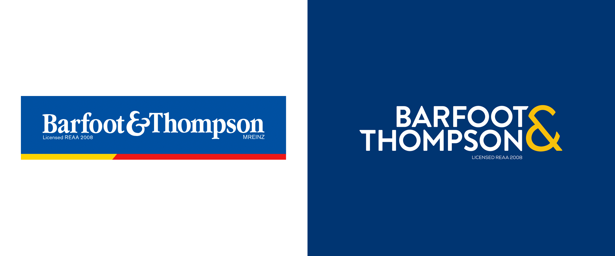 New Logo and Identity for Barfoot & Thompson