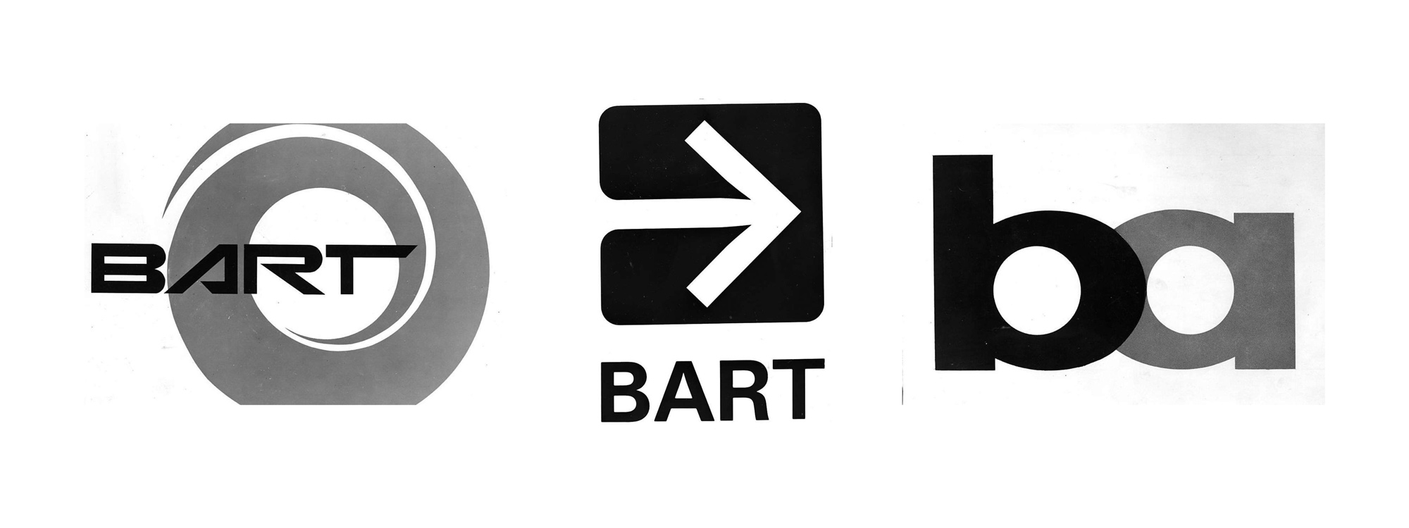 Original BART Logo Options