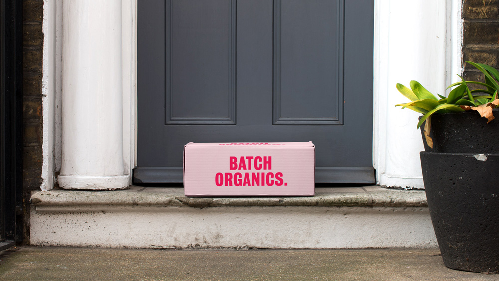 New Name, Logo, Identity, and Packaging for Batch Organics by Ragged Edge