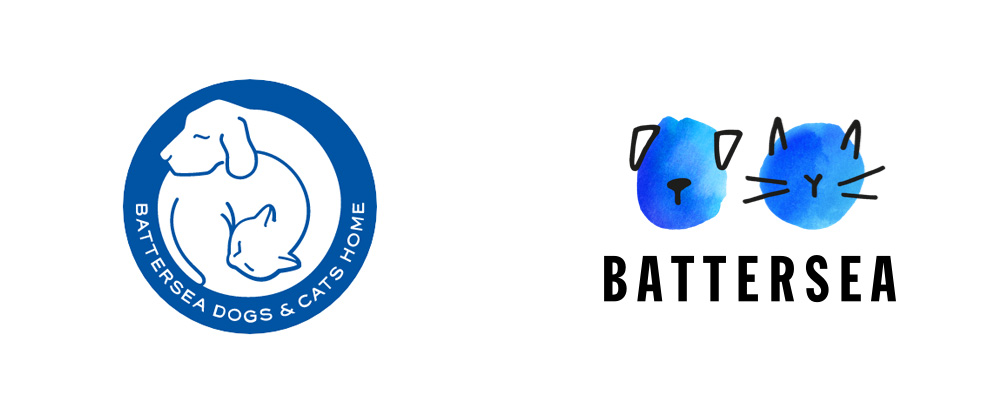 New Logo and Identity for Battersea by Pentagram