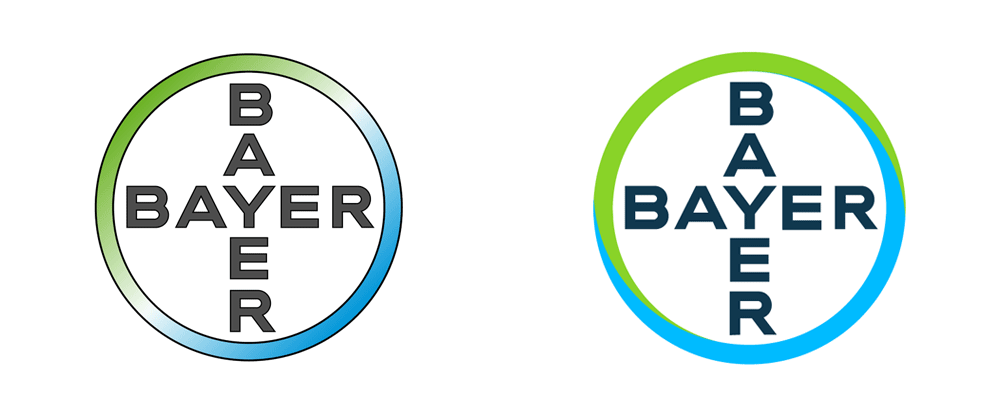 New Logo for Bayer