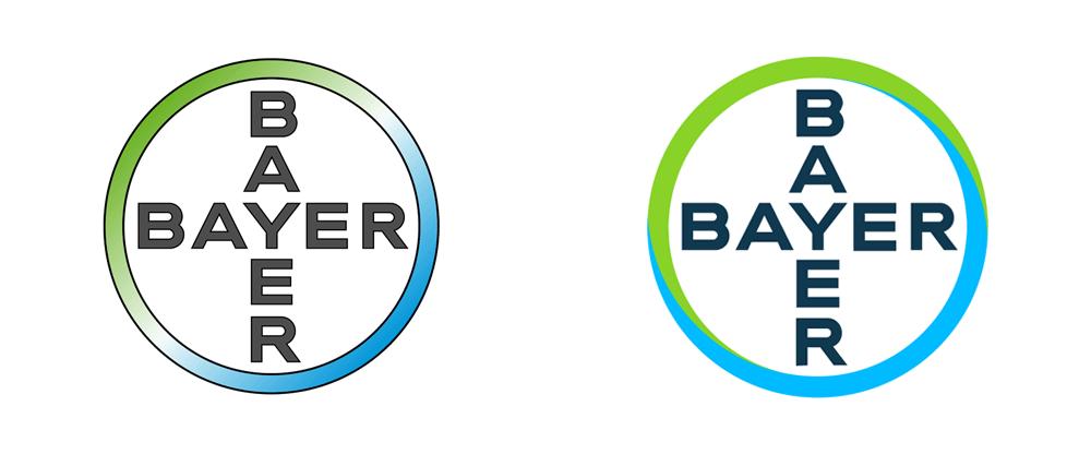 Brand New New Logo For Bayer