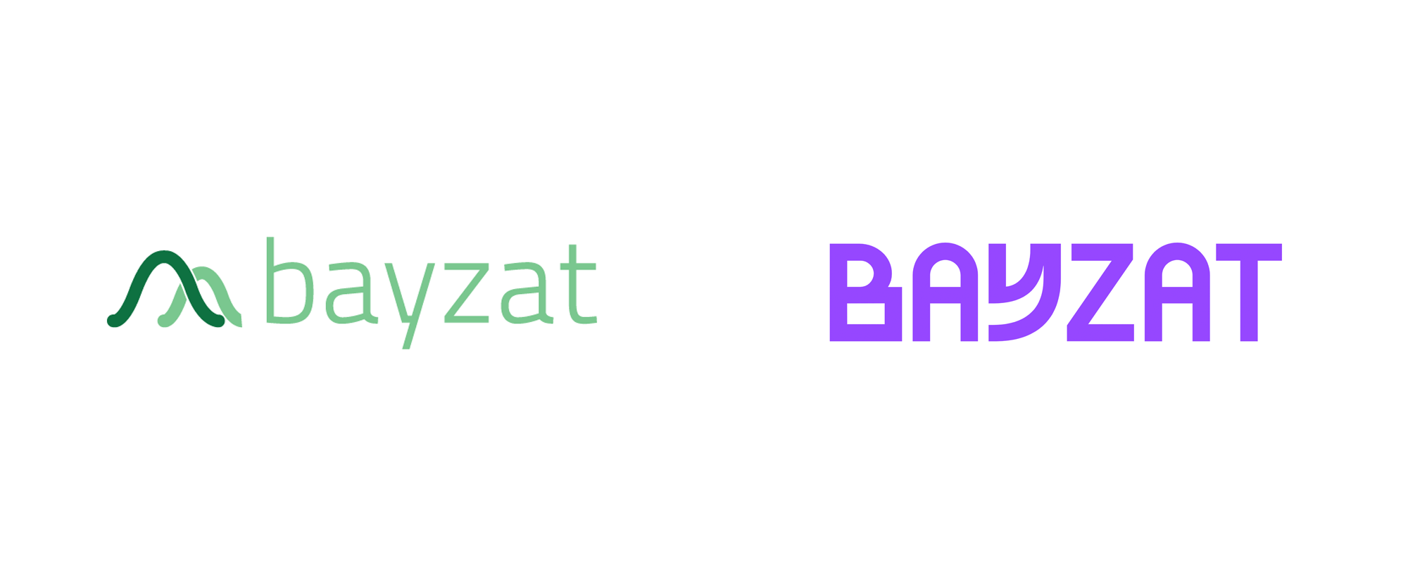 New Logo and Identity for Bayzat by Ragged Edge