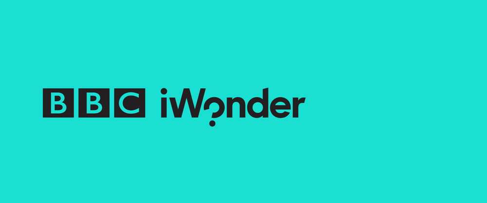 New Logo and Identity for BBC iWonder by Studio Output