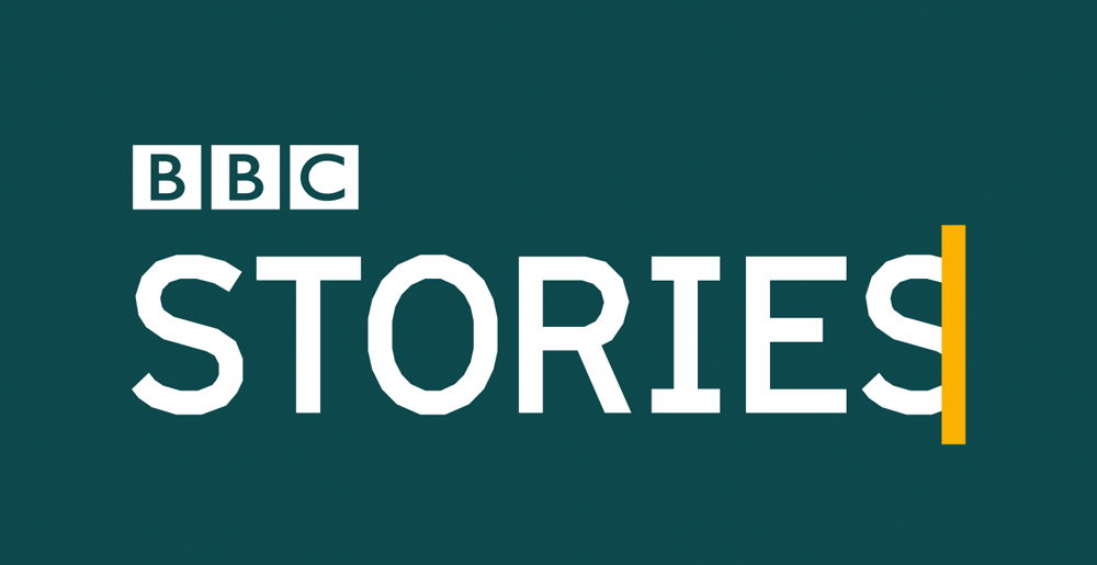 New Logo for BBC Stories by Studio Output