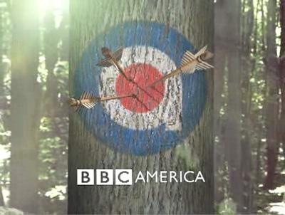 BBC America IDs