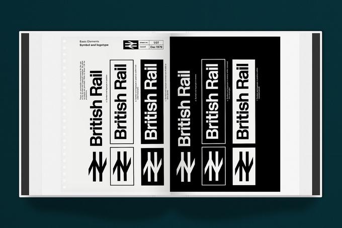 British Rail Identity Manual