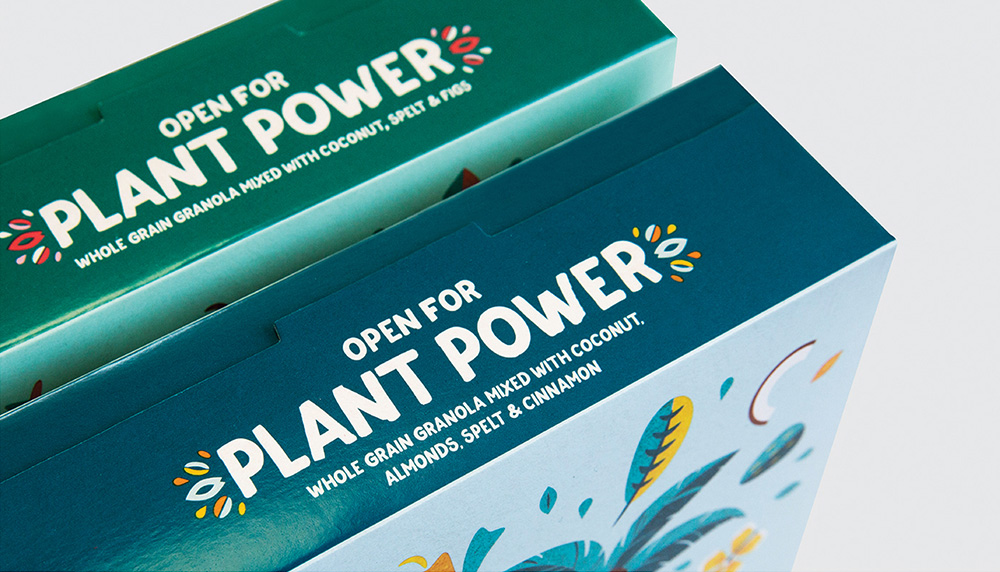 New Logo and Packaging for Be Natural by Loop Brands