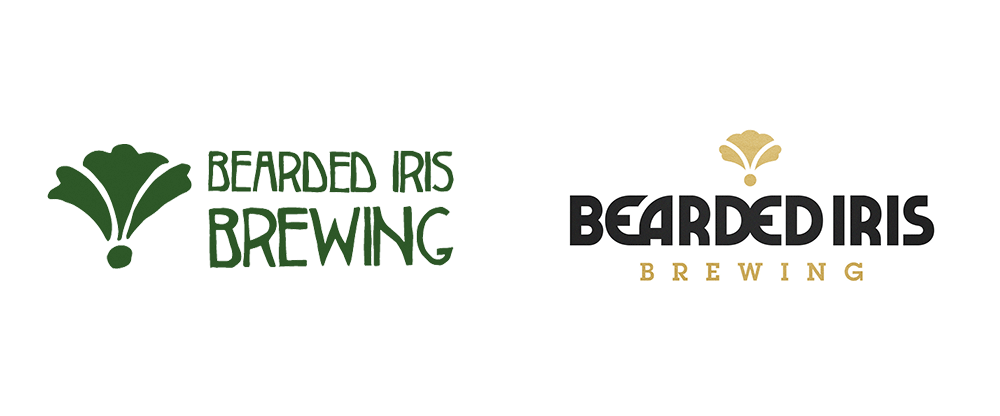 New Logo and Packaging for Bearded Iris Brewing Co. by Punch Design