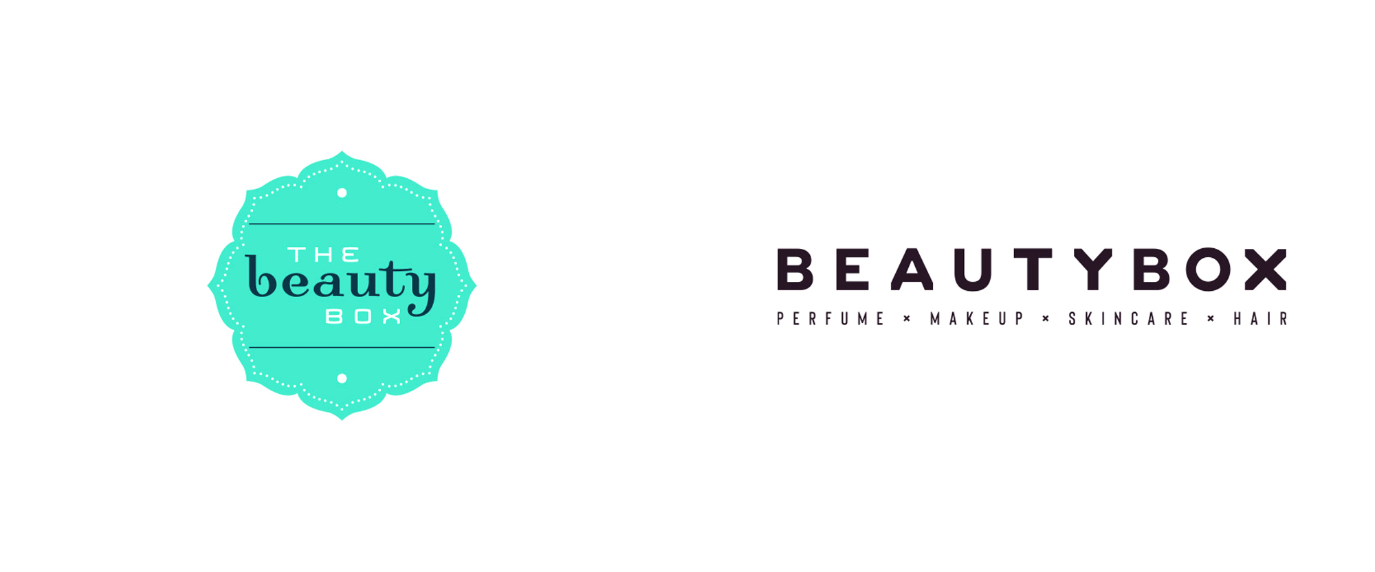 New Logo, Identity, and Packaging for Beauty Box by Marcas com Sal