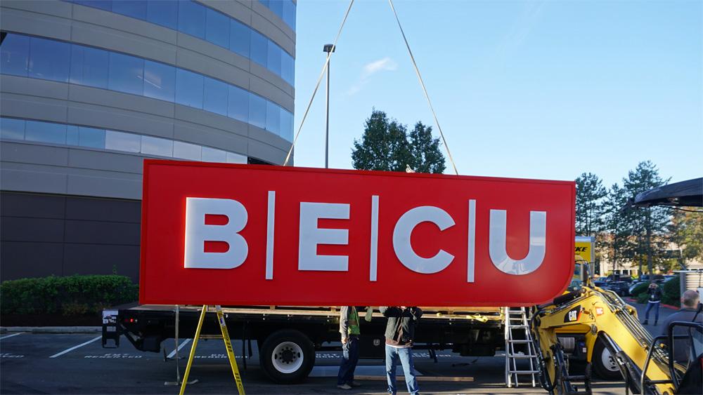 New Logo for BECU