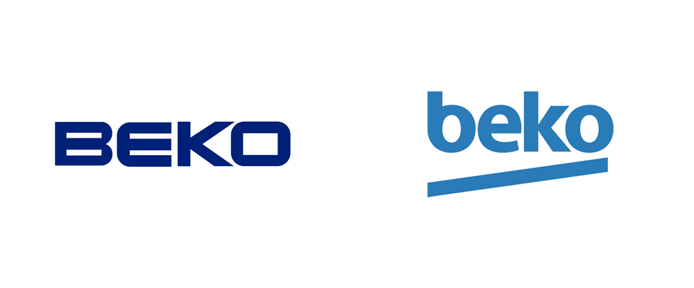 New Logo for Beko by Chermayeff & Geismar & Haviv