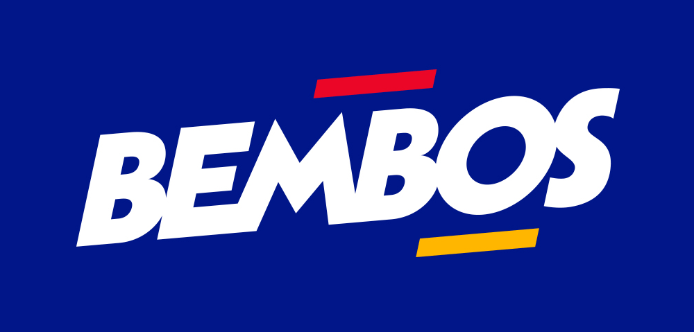 New Logo and Identity for Bembos by Infinito