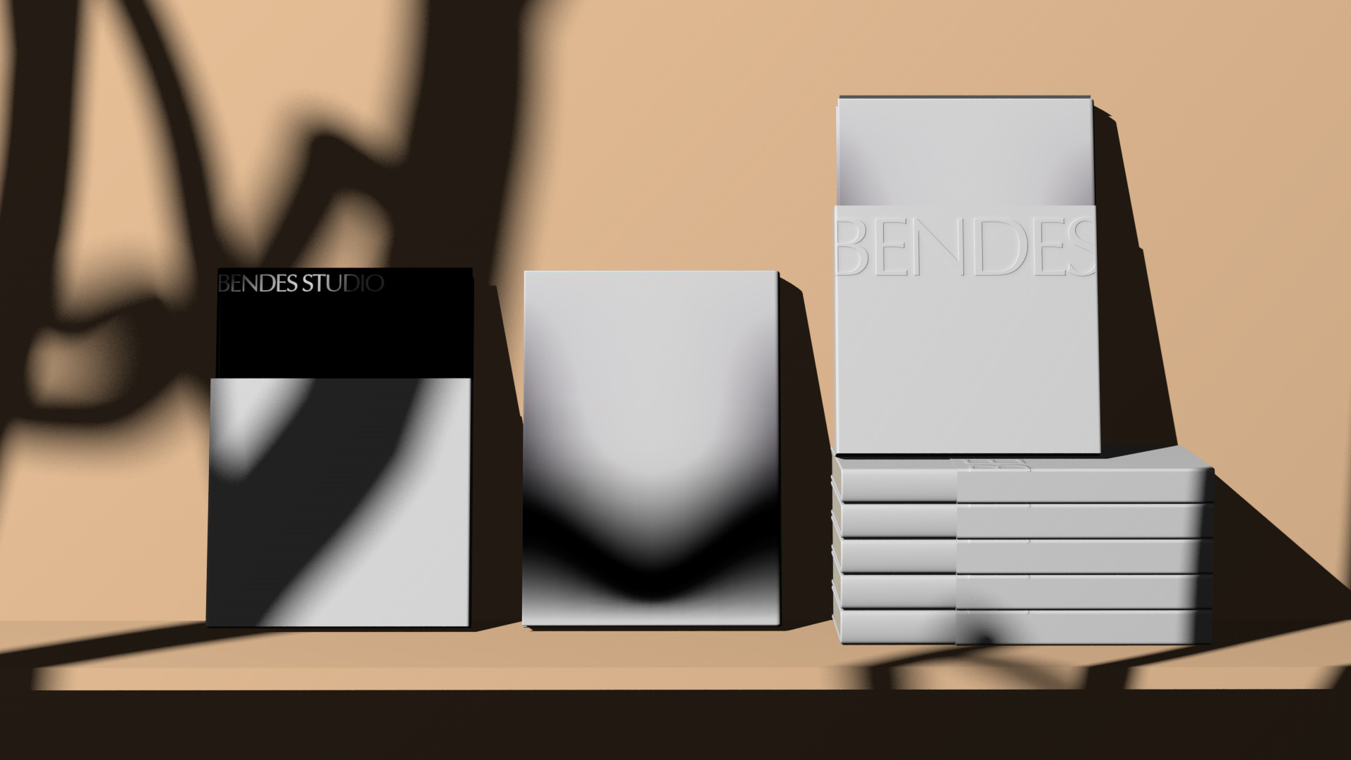 New Logo and Identity for Bendes by ARENAS@lab