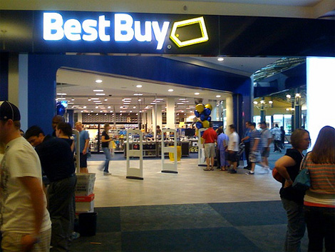Best Buy at the Mall of America