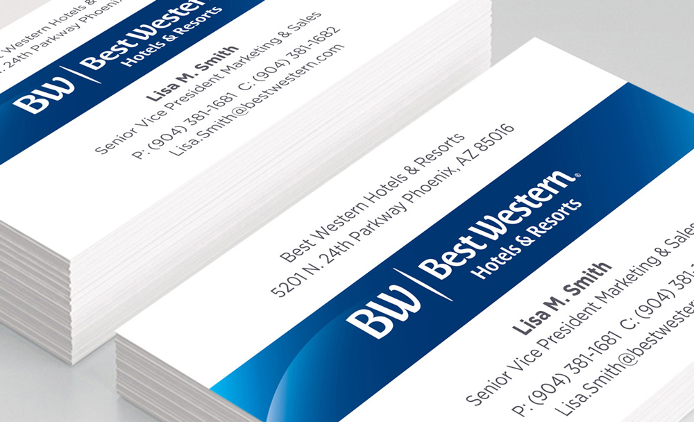 New Logo and Identity for Best Western by MiresBall