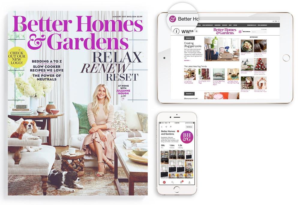 Better Homes And Gardens Change Mailing Address Garden