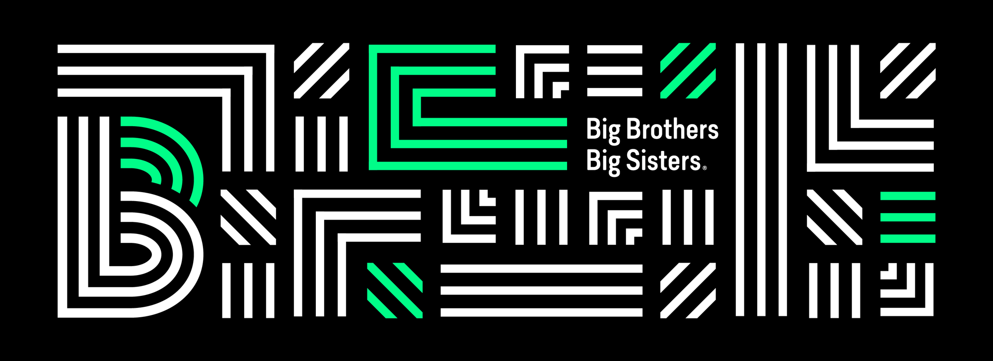 New Logo and Identity for Big Brothers Big Sisters by Barkley