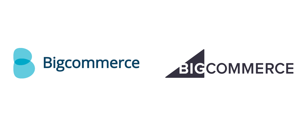 New Logo for BigCommerce done In-house