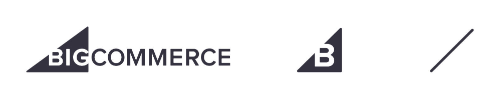 Bigcommerce Logo White