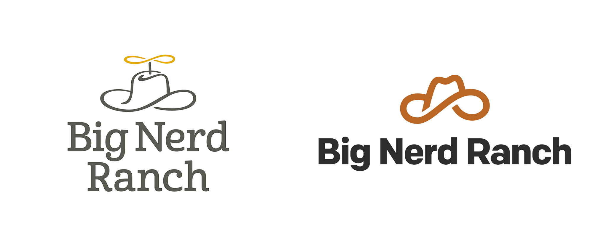 New Logo and Identity for Big Nerd Ranch by Matchstic