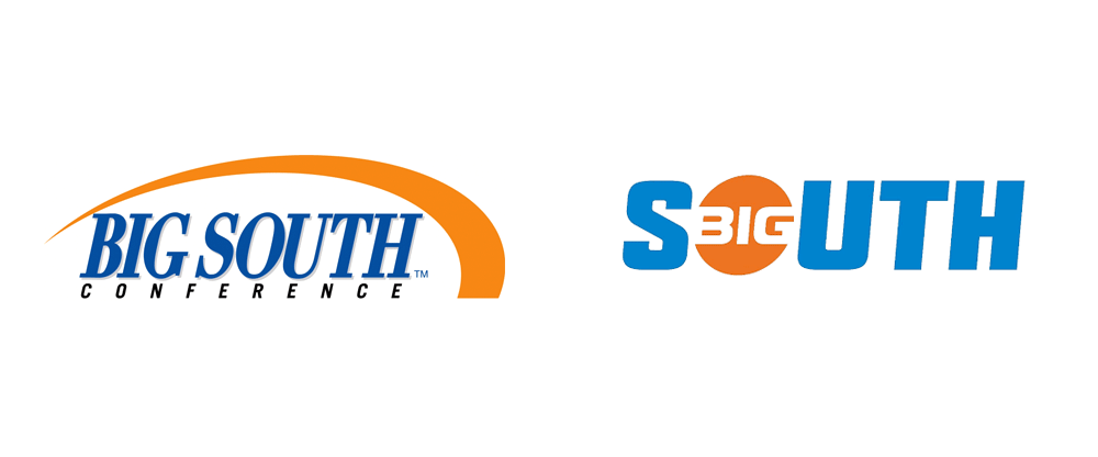 New Logo for Big South Conference by SME
