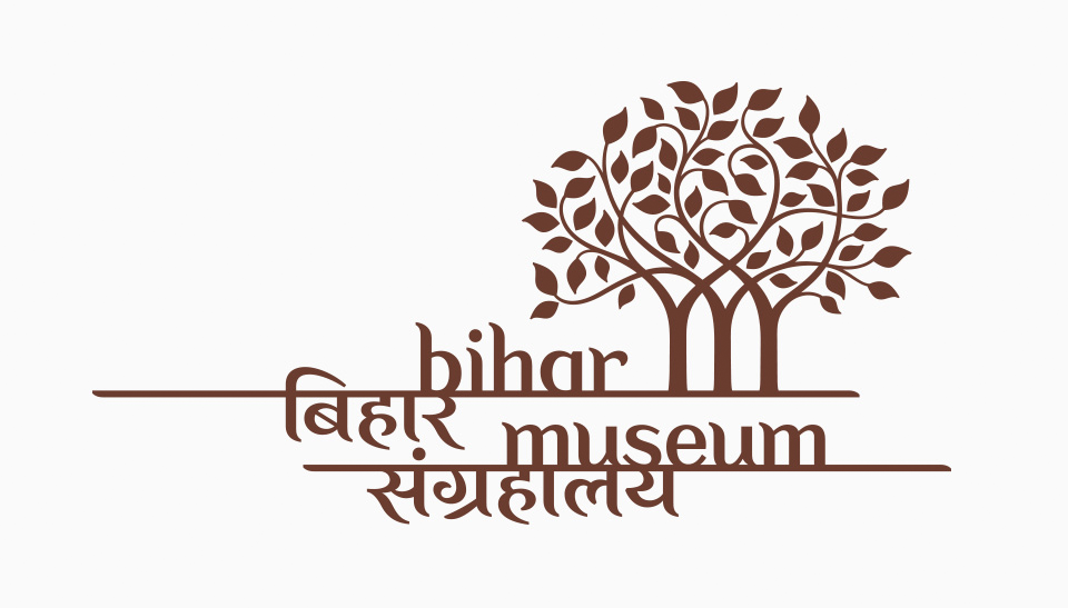 New Logo and Identity for Bihar Museum by Lopez Design