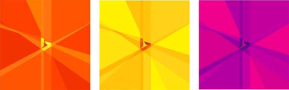 New Logo for Bing by Microsoft