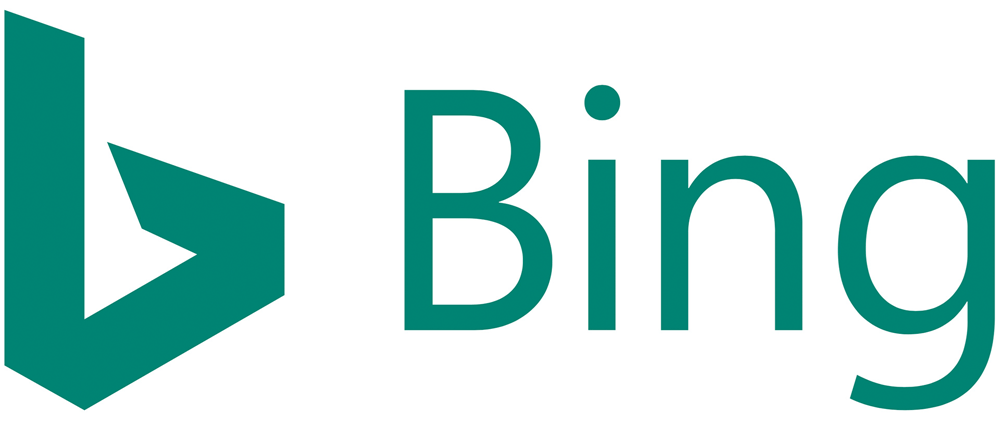 brand new new logo for bing