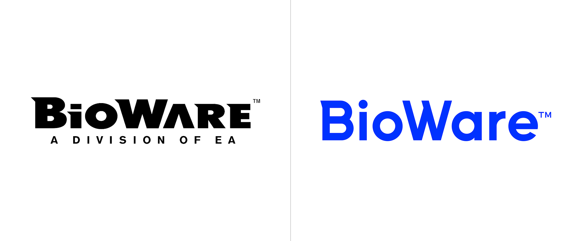 Follow-up: New Identity for BioWare by Tolleson and In-house